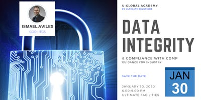 Data Integrity & Compliance with CGMP | Guidance for Industry