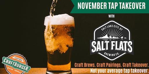 Salt Flats Takeover
