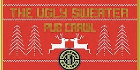 Ugly Sweater Pub Crawl tickets