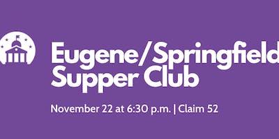 Eugene/Springfield Supper Club