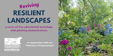 URBAN| ARBOR DAY Reviving Resilient Landscapes Workshop tickets