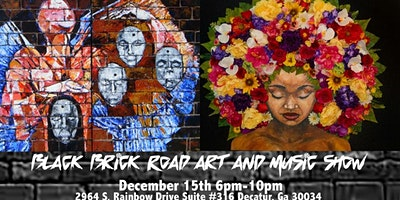 Black Brick Road Art Show