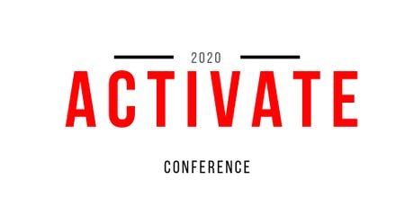 20/20  ACTIVATE CONFERENCE tickets