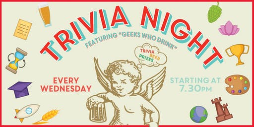 Trivia Night Feat. Geeks Who Drink