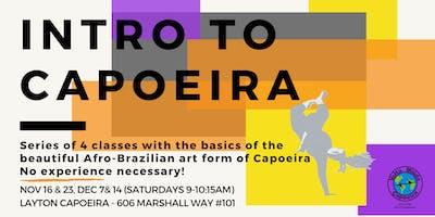 Intro to Capoeira Series