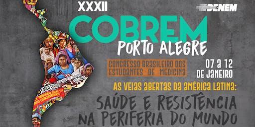 32º Congresso Brasileiro dos Estudantes de Medicina - COBREM Porto Alegre