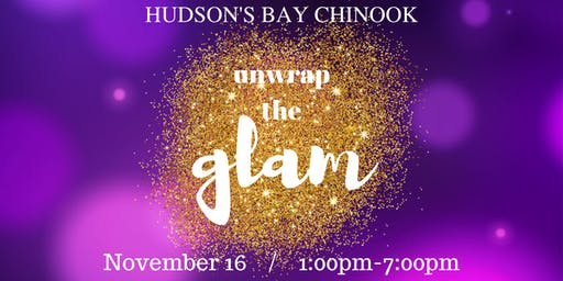 Unwrap The Glam Beauty Gala