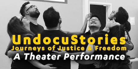 UndocuStories - A Free Theater Performance tickets