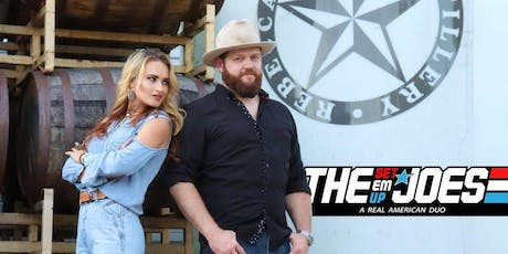 The Set 'Em Up Joes Live  - Jody Booth & Bri Bagwell tickets