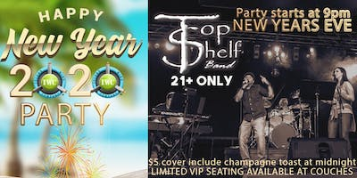New Years Eve on The Island