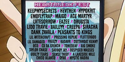 HEARTBREAK FEST 2020