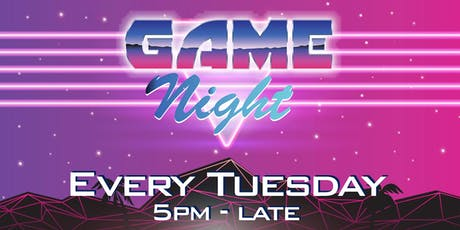 Little Creatures Presents Game Night tickets