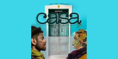Cia Nissi apresentando: À Casa