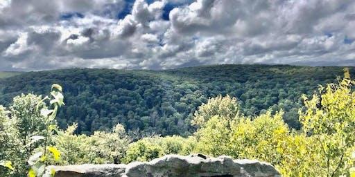 #OptOutside2019 with 52 Hike Challenge Pennsylvania