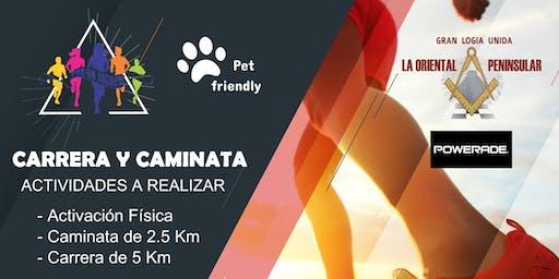 2a Feria de la Salud - Carrera 5 km y Caminata 2.5 Km