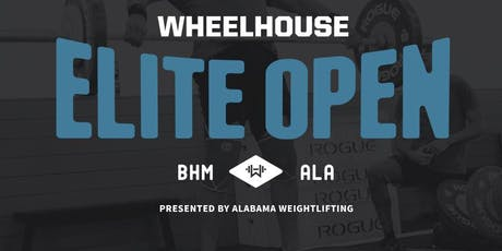 Elite Open 2019 tickets