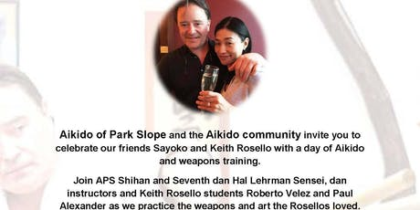 Keith and Sayoko Rosello Memorial Celebration tickets