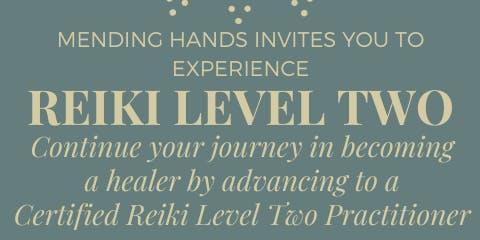 Usui Shiki Ryoho Reiki Level Two