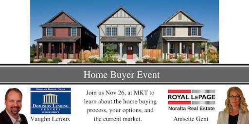 Homebuyer Event