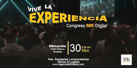 Congreso Nacional De Marketing Digital boletos