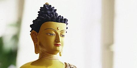 Buddhist Meditation Class tickets