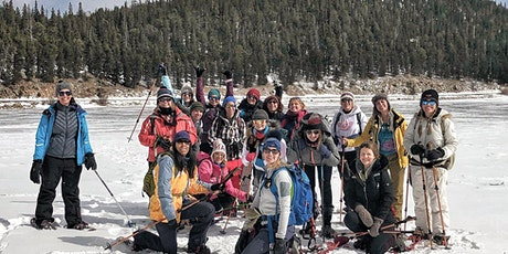 Women's snowshoe adventure hike tickets