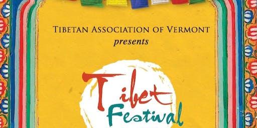 Tibet Festival Vermont 2019