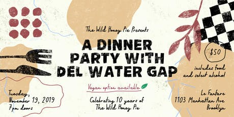 A Dinner Party with Del Water Gap tickets