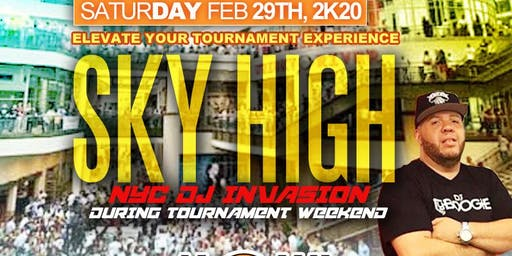 The 5th Annual SkyHigh DAYparty Dj Tyboogie Tourney Wknd @ Howl at the Moon