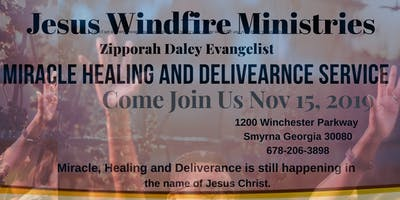 Jesus Windfire Revival Event