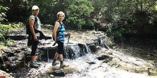 #OptOutside2019 with 52 Hike Challenge Missouri