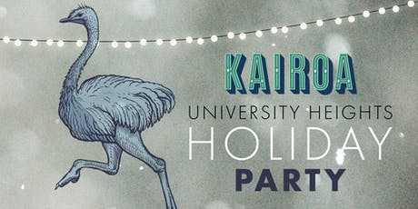 University Heights Holiday Party tickets