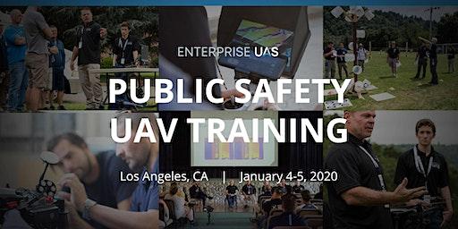 2020 Enterprise UAS Public Safety UAV Training Conference (Los Angeles)