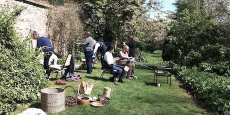 Wild Weaving at the Award Winning Nant-y-Bedd Garden tickets
