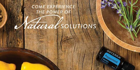 Natural Solutions for Your Health Challenges tickets