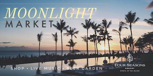 Festive Moonlight Market
