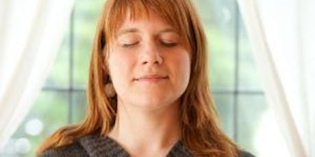 HiVE Lunch and Learn: Intro to Meditation with Julia Watson tickets
