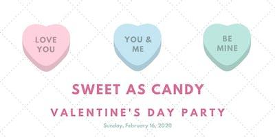 Valentine's Day Party-Sunday