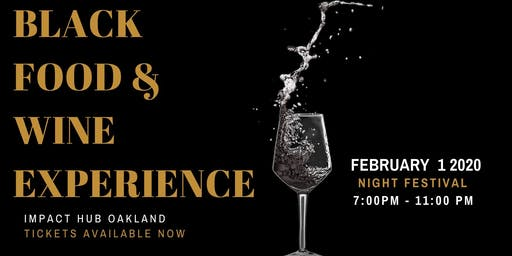Black Food & Wine Experience 2020