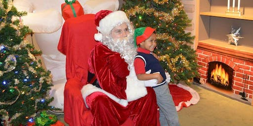 Kick off the Holiday Season at our Autism and Sensory Friendly Santa Event!