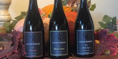 Wine Club Member Event ~ Fall Wine Release Party 11/16 & 11/17 (12-5pm)