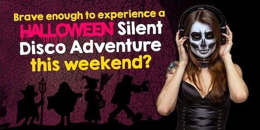 A Silent Disco Adventure Tour in Dublin