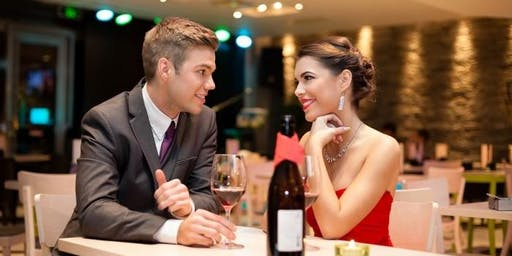 Speed Dating Event ~ Black Tie Evening