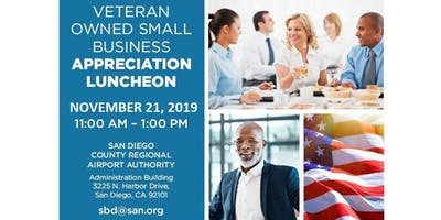 Veteran Owned Small Business Appreciation Luncheon