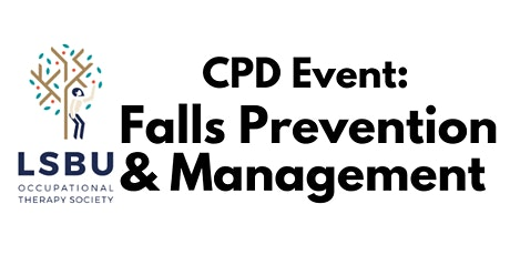 Fall Prevention and Management tickets