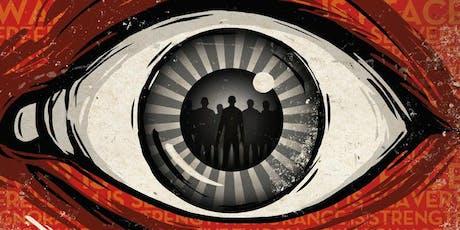 Surveillance: A creative writing workshop tickets