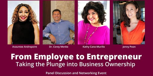 From Employee to Entrepreneur: Taking the Plunge into Business Ownership