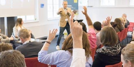 Digital Leadership Forum by Advatera Tickets