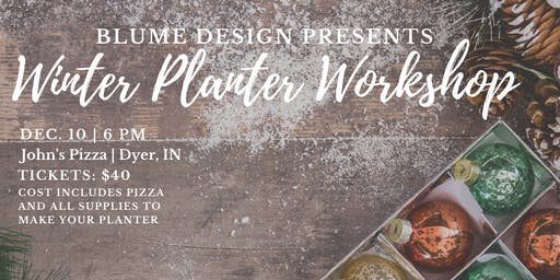 Winter Planter Workshop