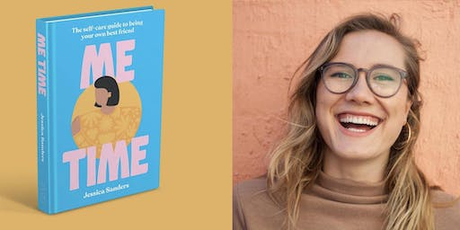 Book Launch: 'Me Time' by Jessica Sanders
